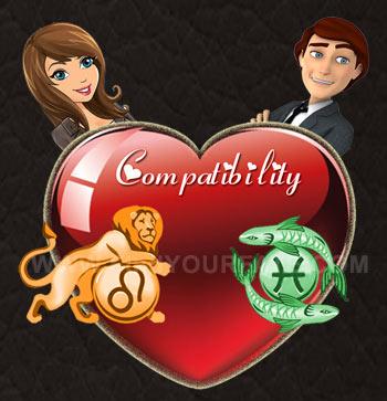 Leo Woman-Pisces Man Compatibility