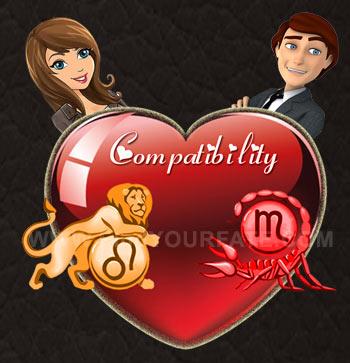 Leo Woman-Scorpio Man Compatibility