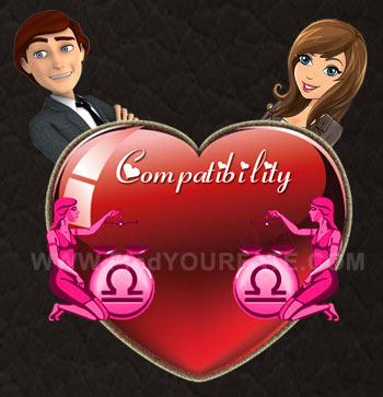 Libra Man-Libra Woman Compatibility