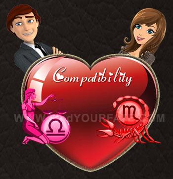 Libra man and scorpio woman sexually compatible