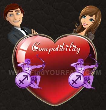 Sagittarius Man-Sagittarius Woman Compatibility