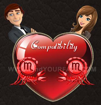 Scorpio Man-Scorpio Woman Compatibility