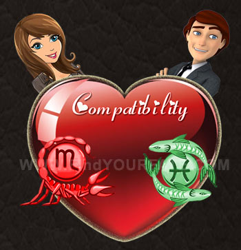 Scorpio Woman-Pisces Man Compatibility