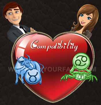 Taurus Man-Cancer Woman Compatibility