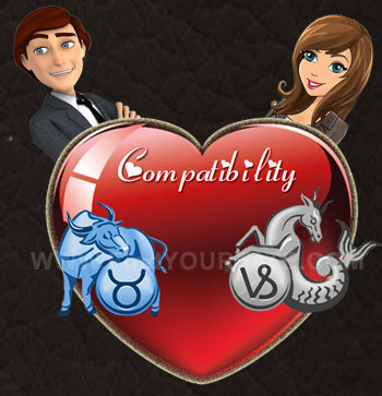Taurus Man-Capricorn Woman Compatibility