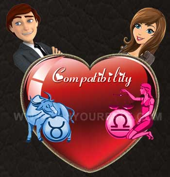 Taurus Man-Libra Woman Compatibility