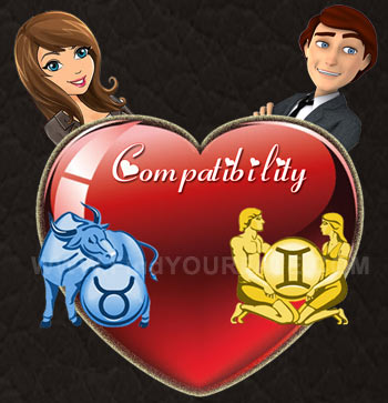 Taurus Woman-Gemini Man Compatibility