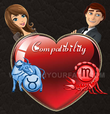Scorpio man taurus woman sexual compatibility