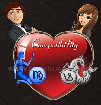 Virgo Man-Capricorn Woman Compatibility