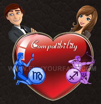 Virgo Man-Sagittarius Woman Compatibility