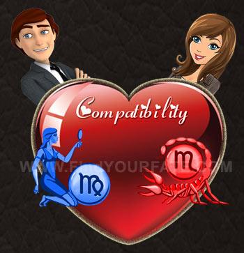 Virgo man and scorpio woman couples