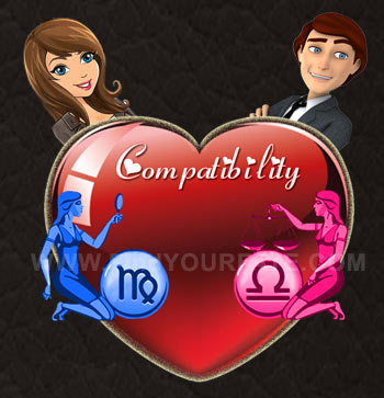 Virgo woman compatibility with libra man
