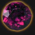 Rhodolite Birthstone