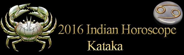 2016 Kataka Horoscopes