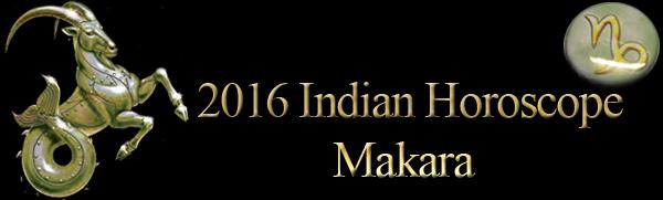 2016 Makara Horoscopes