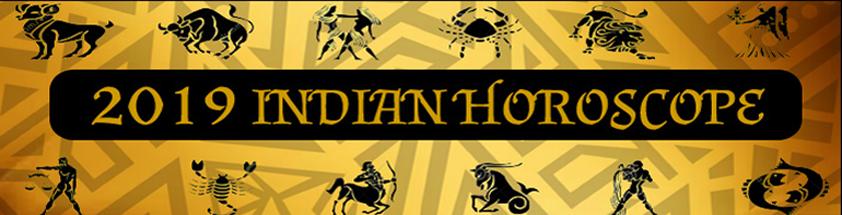 Indian Horoscopes 2019, Rashifal 2019
