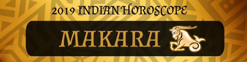 2019 Makara Horoscope | Makara 2019 Indian horoscope