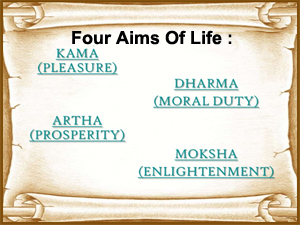 Four aims of Life