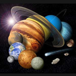 Planetary types of people