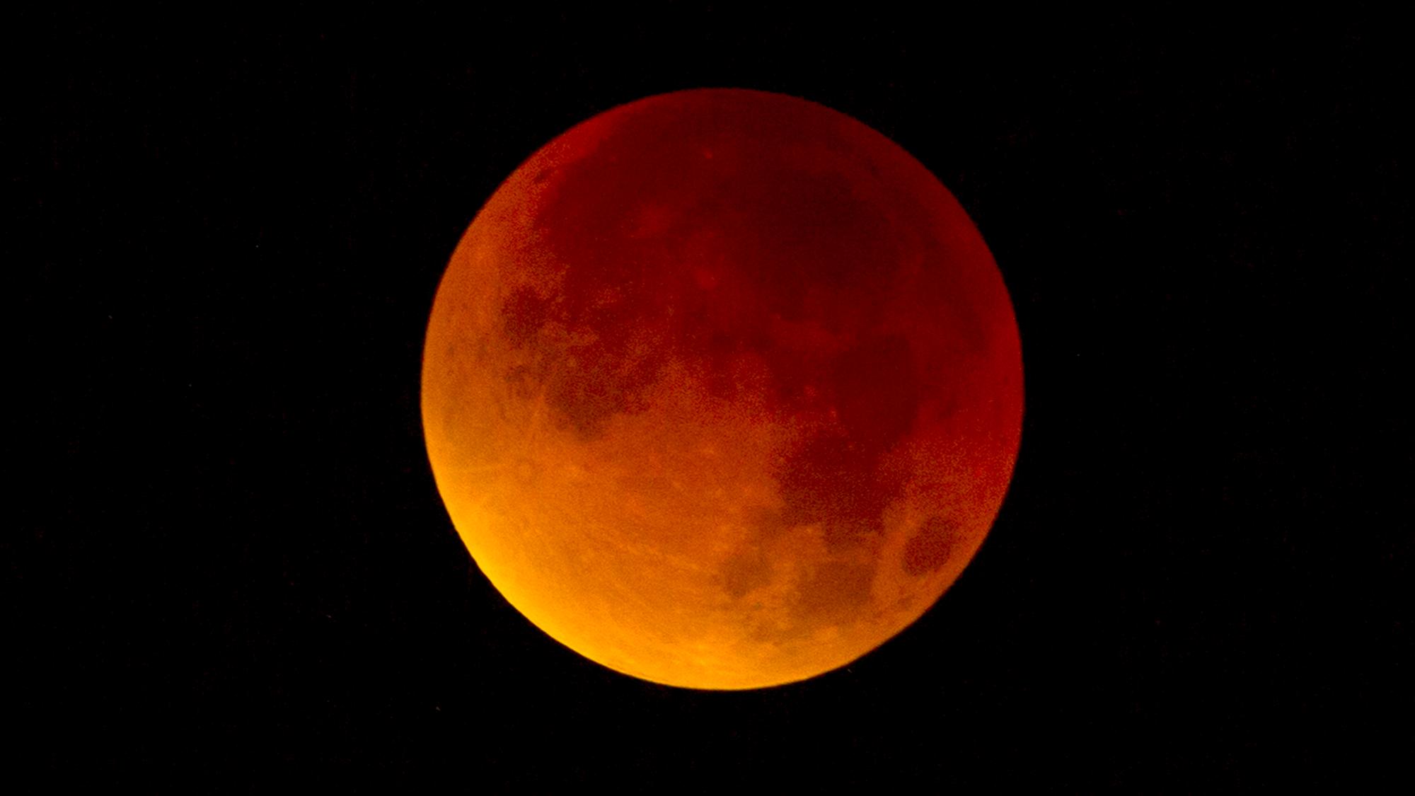 Lunar Eclipse- January 31, 2018
