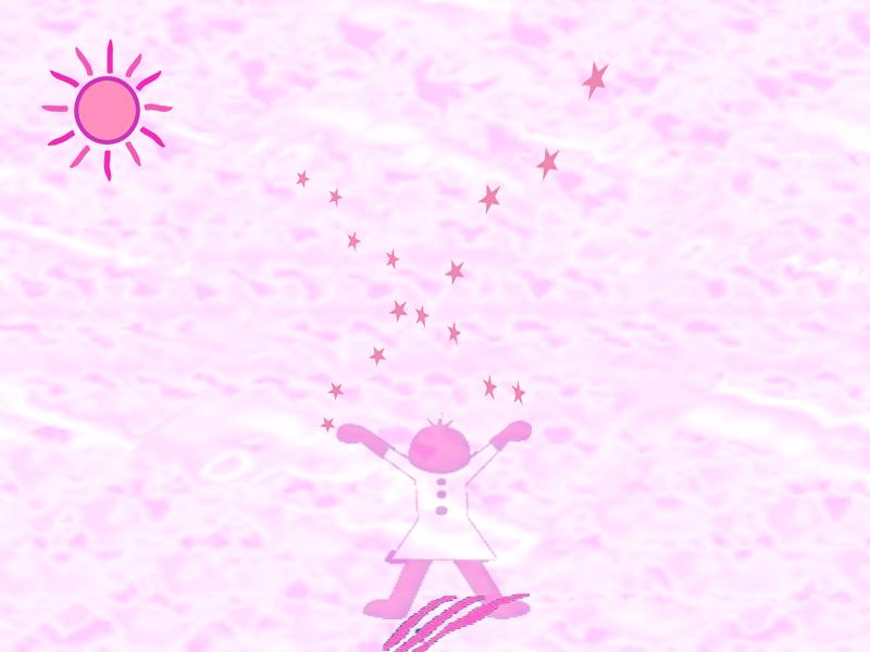 PinkStars - Free Astrology Stationery