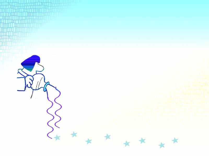 Aquarius - Free Astrology Stationery