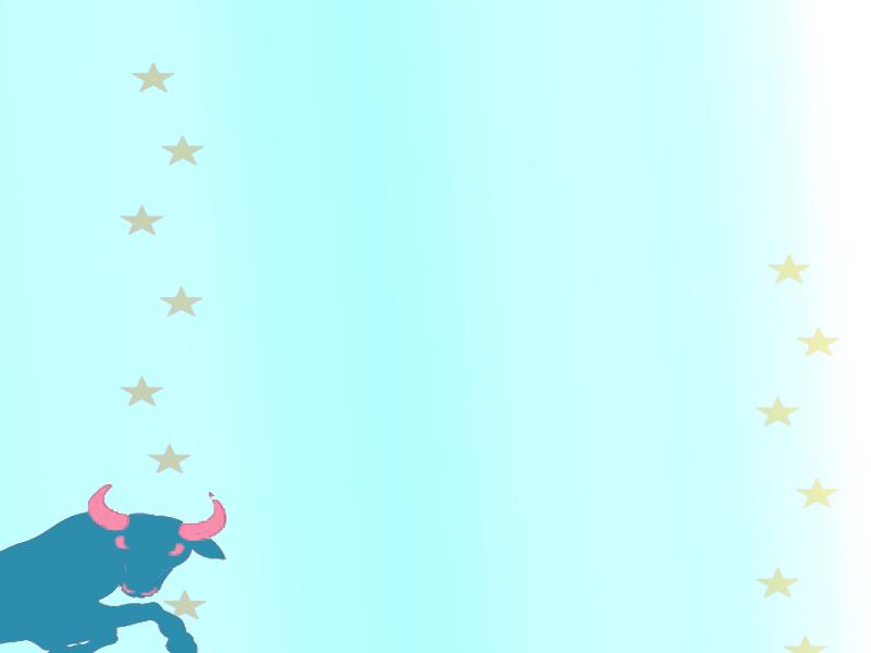 Taurus - Free Astrology Stationery